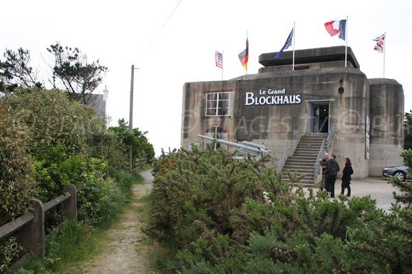 Grand Blockhaus in Batz sur Mer