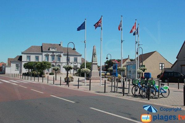 Mairie de Sangatte