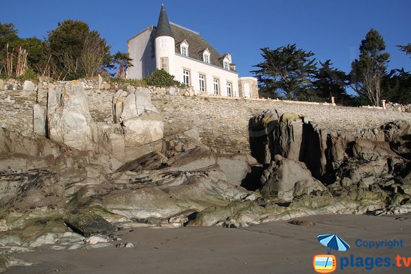 Villas en bord de mer de Locquirec