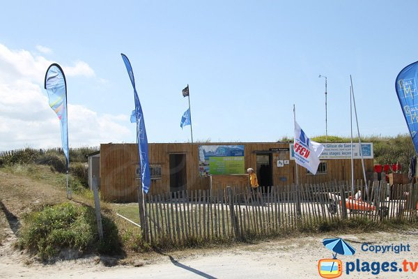Centre nautique de Santec