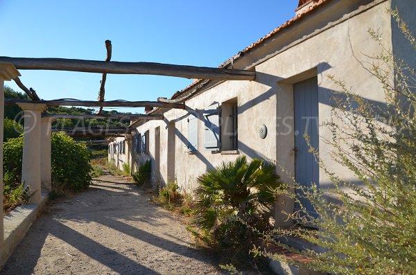 Douane house in Ramatuelle
