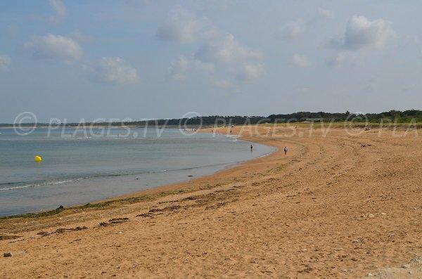 Photo de la plage du Douhet - St Georges d'Oléron