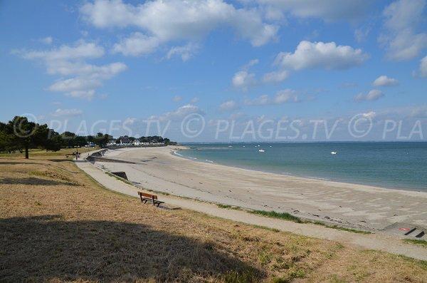 Drehen beach in Saint-Julien - Quiberon