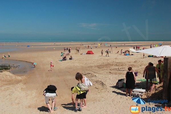 Più bella spiaggia di Wissant