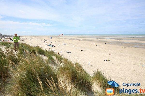 Plage des dunes le touquet paris plage 62 pas de calais for Hotel avec piscine le touquet