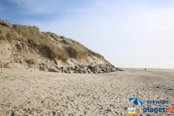 Dunes of Stella-Merlimont - France