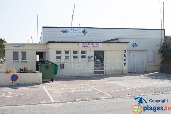 Poste de secours - Hauteville - Manche