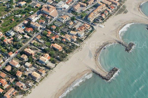 Cove in Frontignan