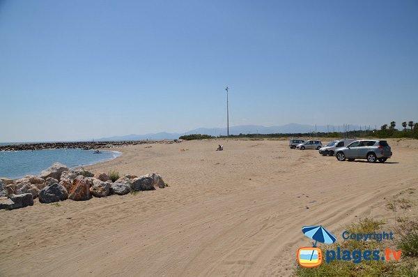 Spiaggia sud di Ste Marie