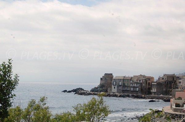 Erbalunga in Corsica - Cap Corse