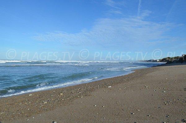 Spiaggia pubblica di Bidart