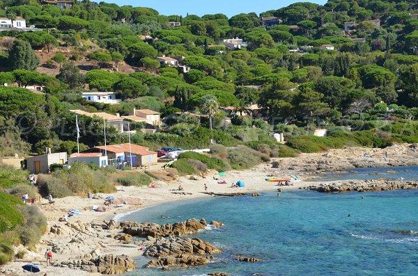 Postazione di soccorso spiaggia dell'Escalet - Francia