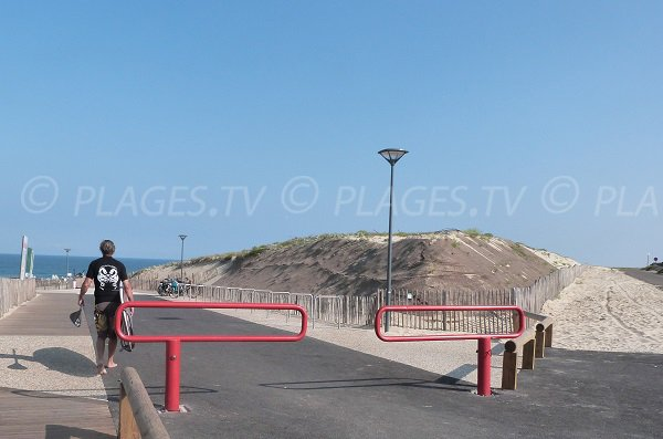 Access to the beach - Estagnots - Seignosse