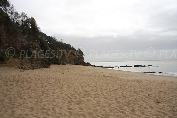 Photo of St-Eugène beach in Saint Marc sur Mer