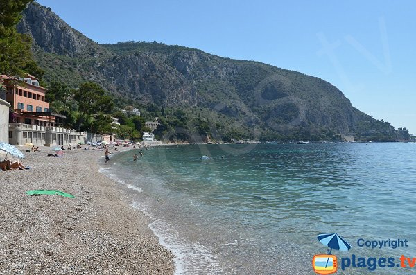 Photo of Eze beach