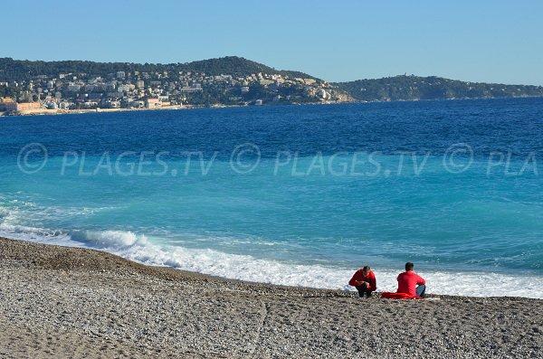 Plage De Fabron Nice  06  Alpes-maritimes Paca