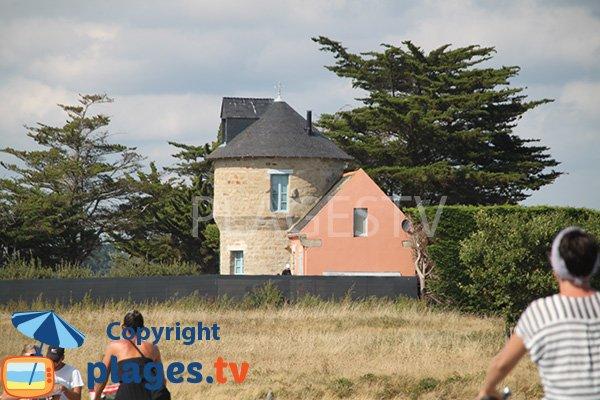 Moulin à vent de Béluré - Ile d'Arz