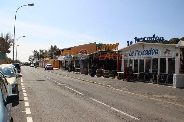 Avenue de la Méditerranée à Vias