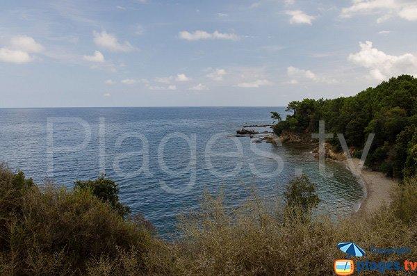 Photo de la plage de Fava à Solenzara