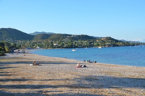 Favone et sa plage - Corse du Sud