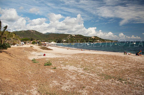 Photo of Favone beach - Corsica - Conca