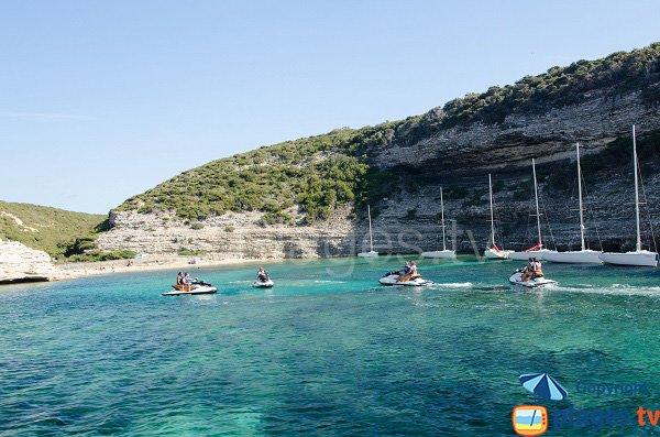 Photo of Fazzio beach in Bonifacio - Corsica