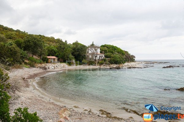Photo of Figa beach in Conca (Corsica)