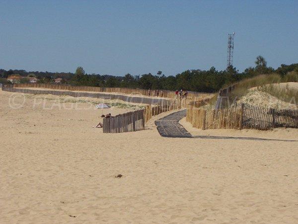 Tapis sur la plage Flandre Dunkerque à La Tranche sur Mer
