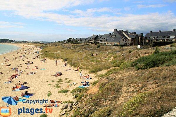 Fogeo beach - Kerjouannon - Arzon