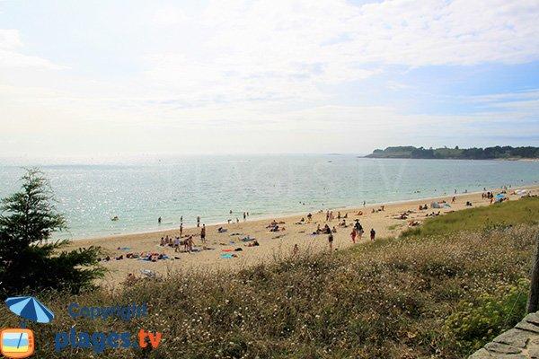 Ocean side beach in Arzon - Fogeo