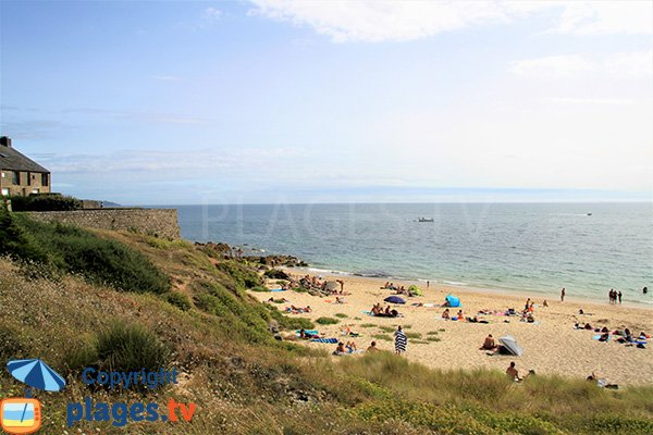 Beautiful beach in Arzon - Fogeo