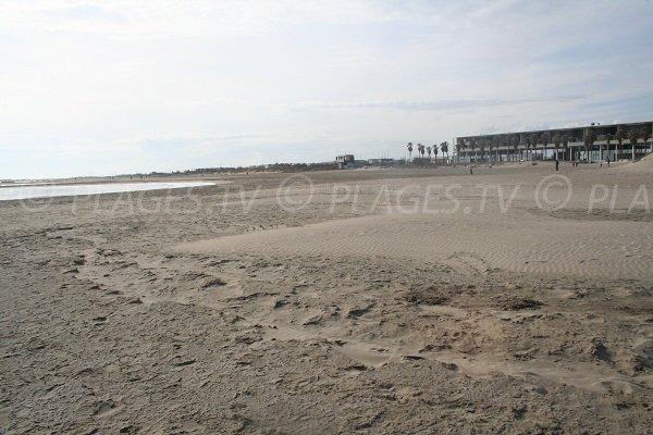 Photo of Fontaine beach - Sete - France