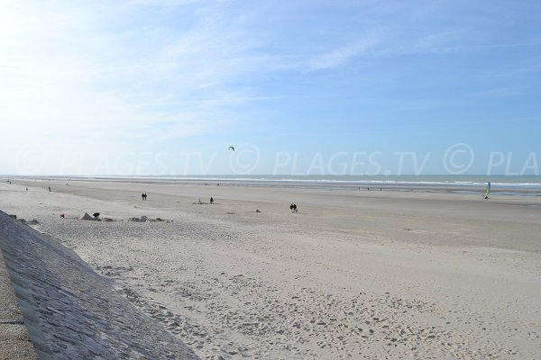 Photo of Fort Mahon beach in France
