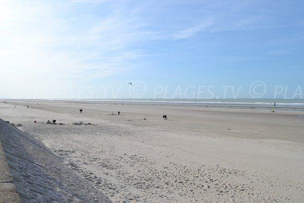 Photo de la plage de Fort Mahon