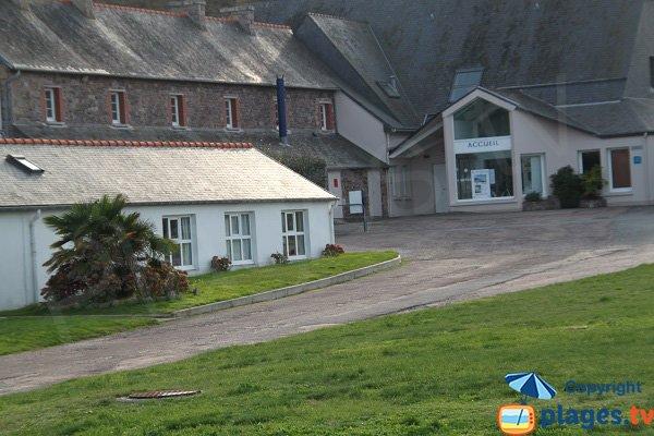 centro vacanza della spiaggia a Erquy