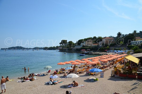 Private beach in Beaulieu - Les Fourmis
