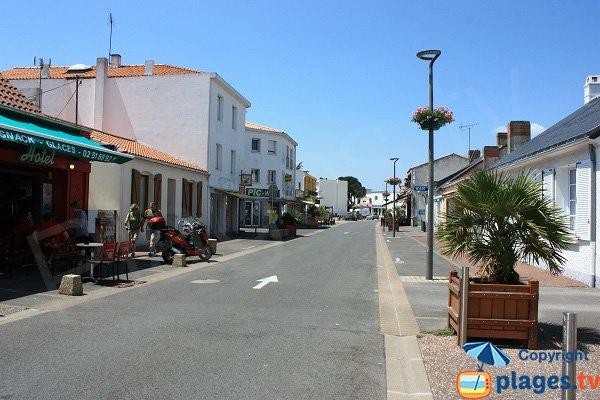 Fromentine en Vendée