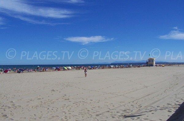 plage du front de mer port la nouvelle 11 aude languedoc roussillon plages tv