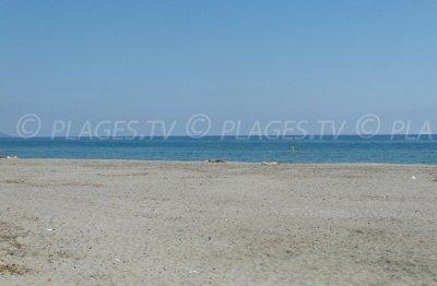 Furiani beach - Corsica