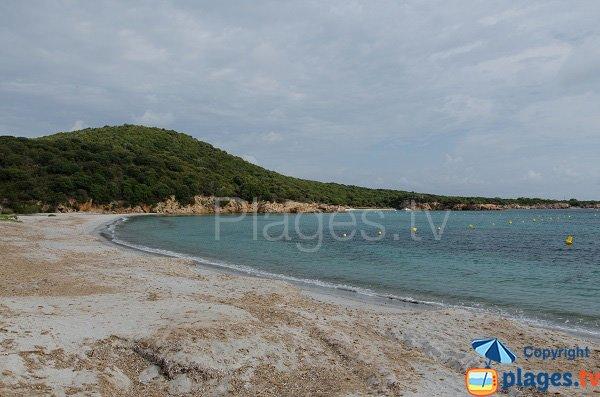 Spiaggia di Furnellu a Monacia d'Aullène - Corsica