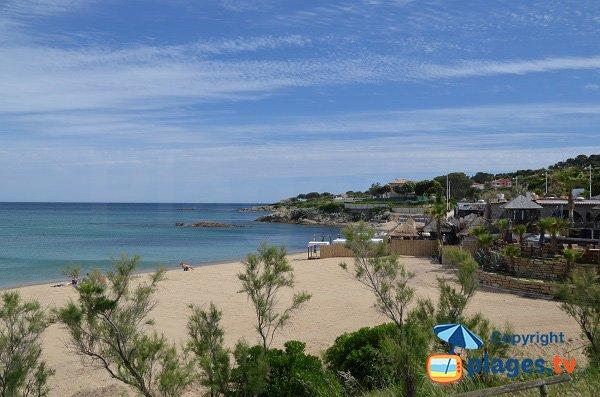 Photo of La Gaillarde beach - Les Issambres
