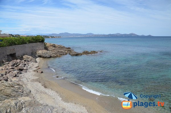 Gaillarde Cove - Les Issambres