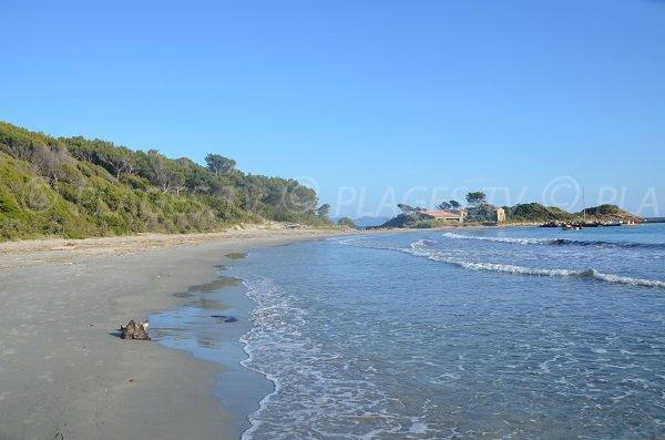 Plus belles plages de Bormes les Mimosas