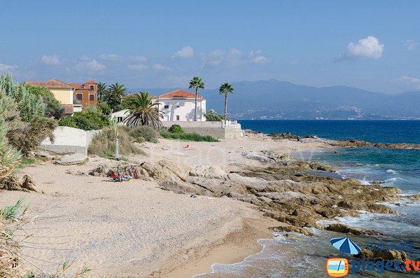 Spiaggia di Galets - Ajaccio