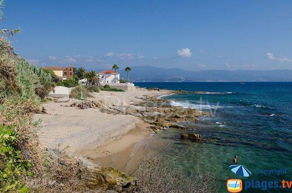 Foto spiaggia di Galets - Ajaccio