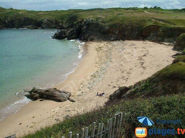 Photo de la plage de la Garde à St Briac sur Mer