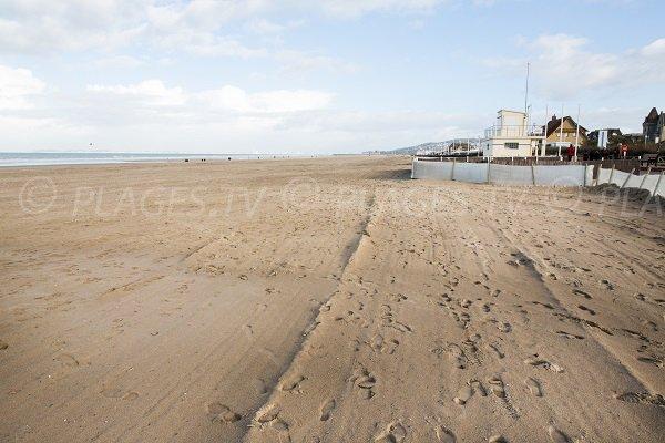 Photo of Garenne beach in Benerville sur Mer