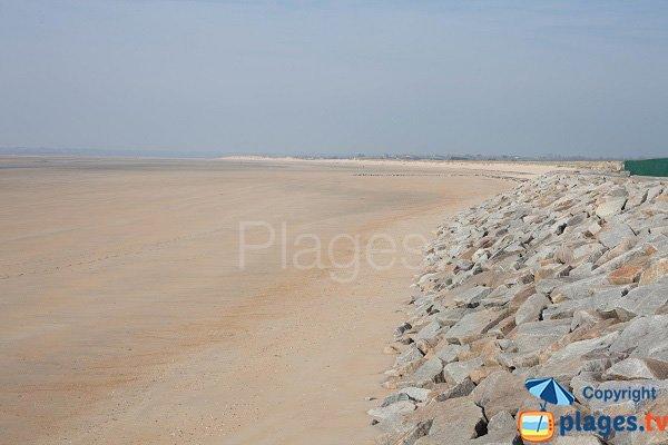 Dunes des Garennes à Hauteville