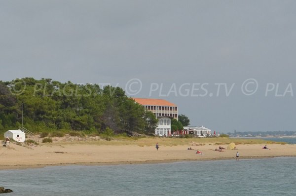 Beach and spa center in St Trojan les Bains - Oleron