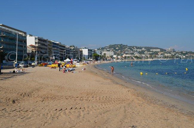 Spiaggia a Cannes - Gazagnaire